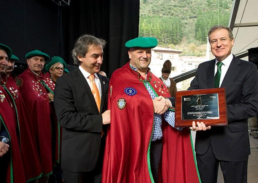 La Fiesta del Orujo de Potes, declarada de Interés Turístico Nacional